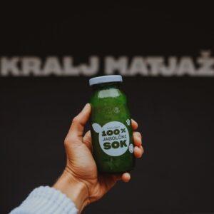 100% ekološki jabolčni sok