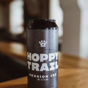 Hoppy trail plo�evinka