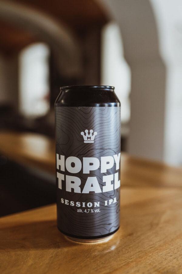 Hoppy trail pločevinka