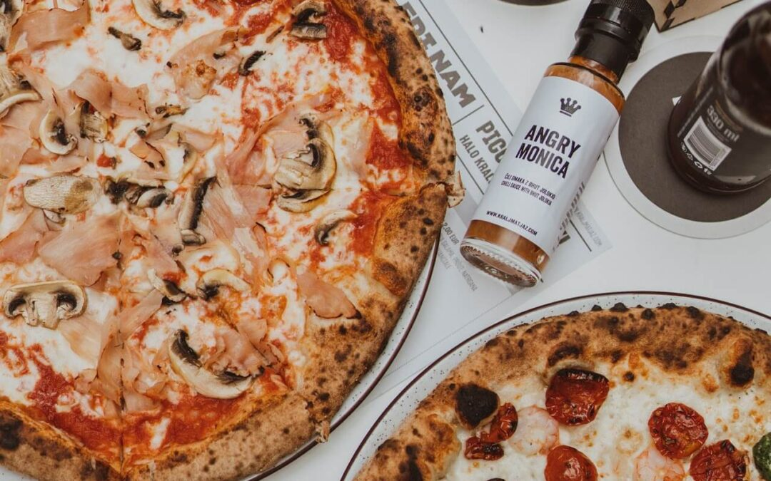 Kraljeve pizze nagradili z ekološkim certifikatom