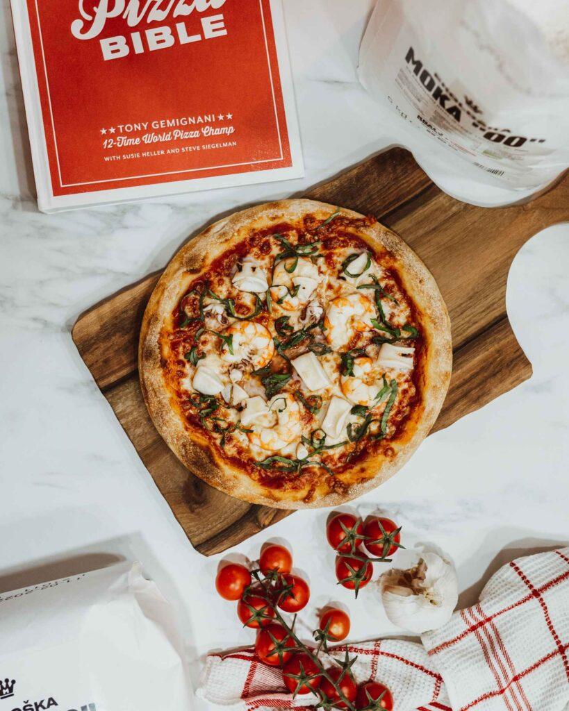 recept za domačo pizzo