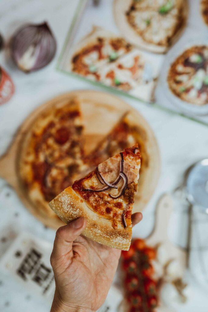 najboljši recept za domačo pizzo