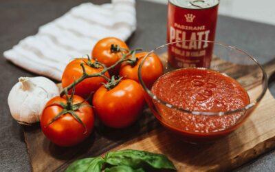 Najboljši recepti za domačo paradižnikovo pizza omako