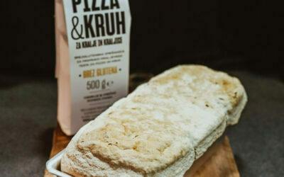 Kraljevi recept za brezglutenski kruh