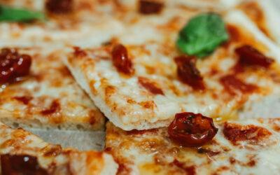 Kraljevi recept za brezglutensko pizzo