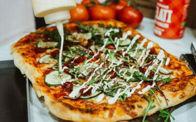 skrivnost Kombiniranja sestavin za pizza nadeve