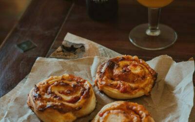 Najboljši recept za domače pizza rolice